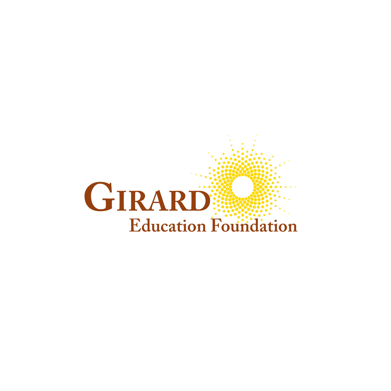 Girard Education Foundation logo design by Ashley Lewis