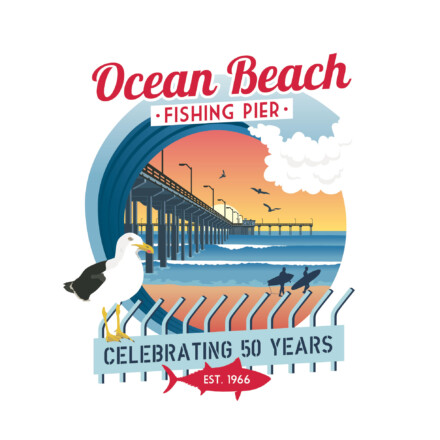 OB Pier Anniversary