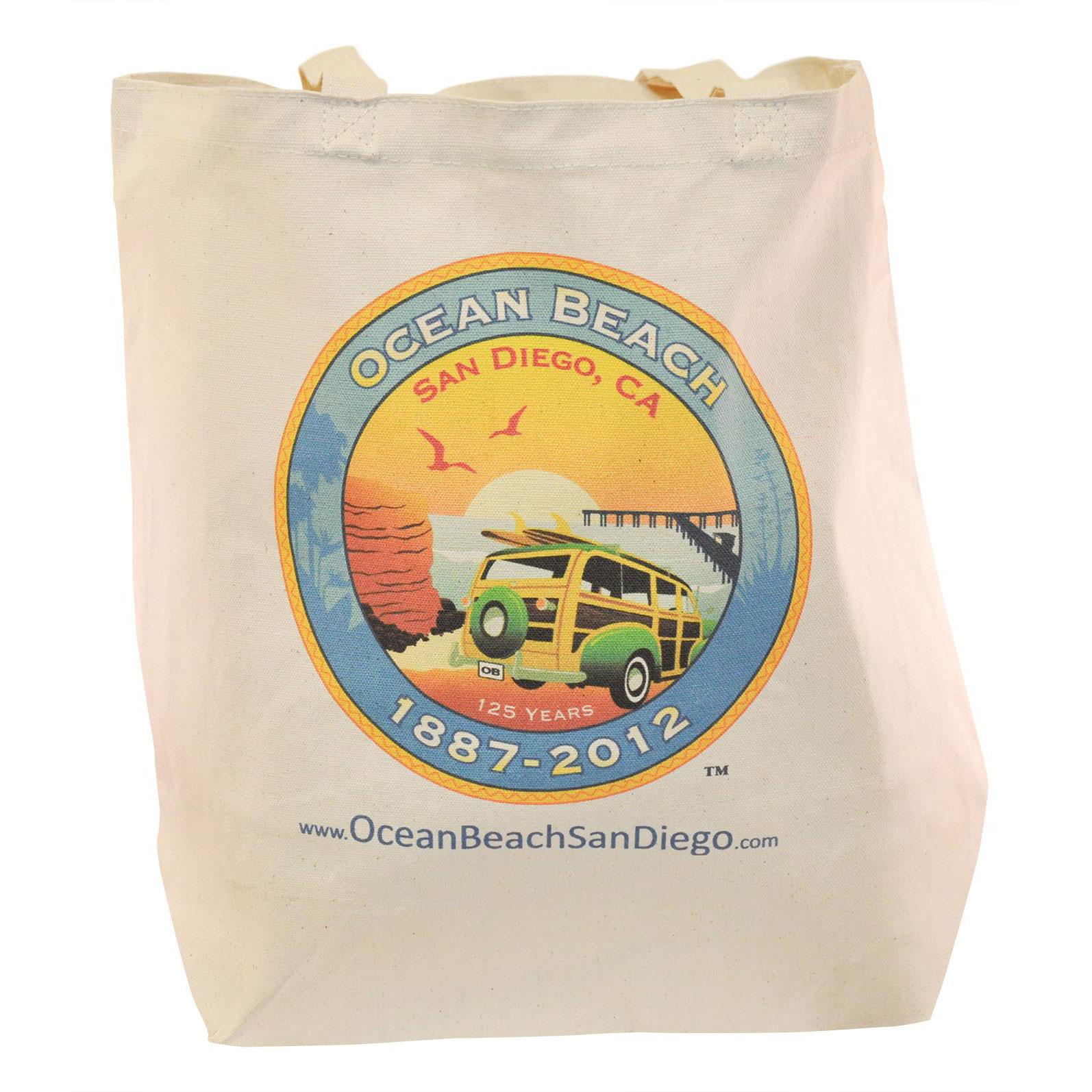 OB 125th Anniversary tote bag