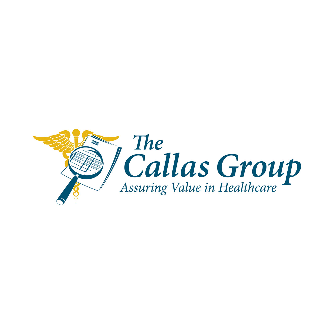 The Callas Group logo design by Ashley Lewis