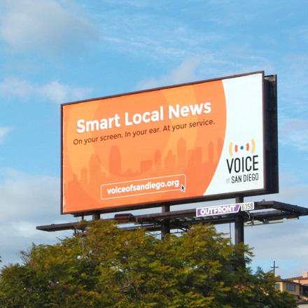 VOSD Billboards