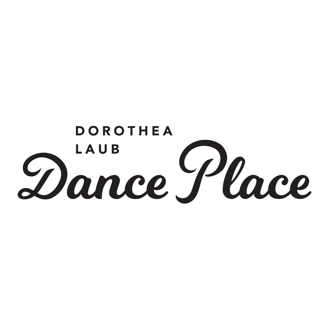 Dorothea Laub Dance Place horizontal logo