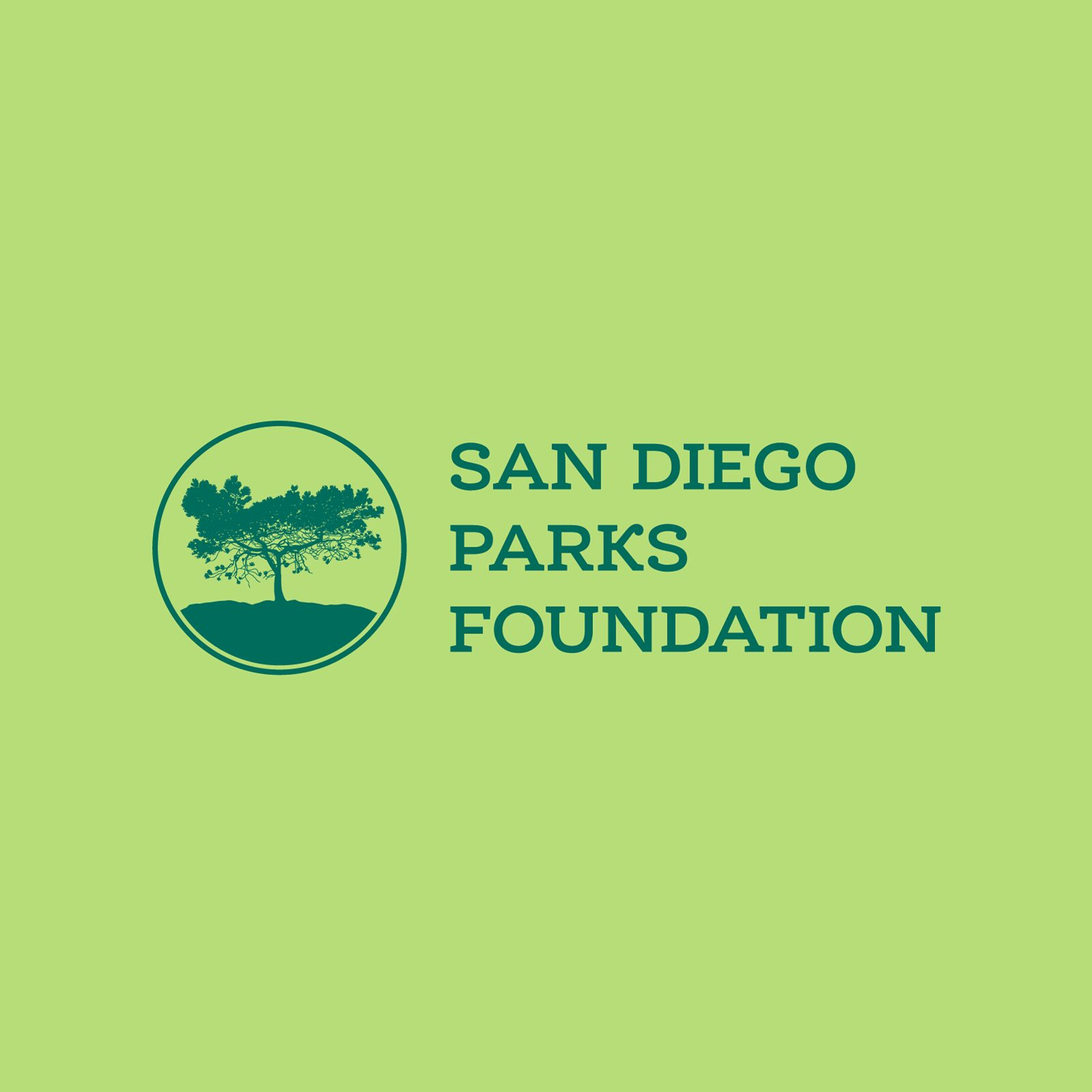 San Diego Parks Foundation logo